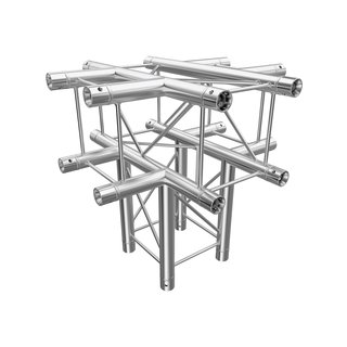 GLOBAL TRUSS - F24 5-Weg Ecke T55
