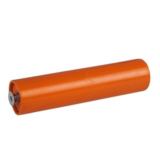 Showtec - Baseplate pin 200 (H) mm, Orange (galvanisiert)