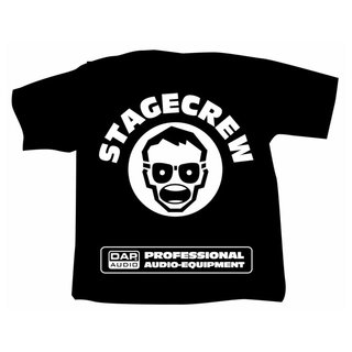 DAP-Audio - DAP T-Shirt Stagecrew Größe  XL