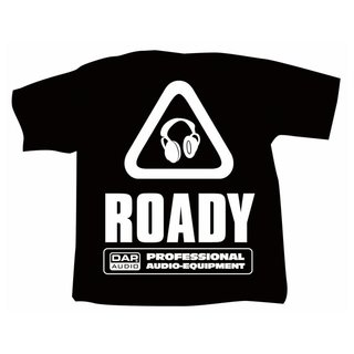 DAP-Audio - DAP T-Shirt Roady Größe  XL