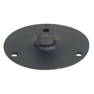 DAP - Mounting Plate 60 mm for Gooseneck Schwarz