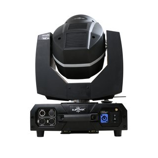 DJ POWER - Nebelmaschine H-1S Moving Head