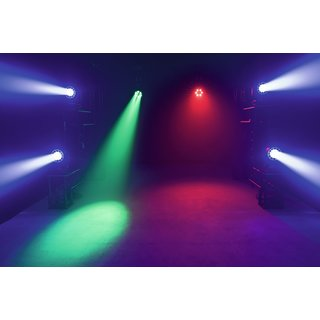 EUROLITE LED TMH-X4 Moving-Head Wash Zoom